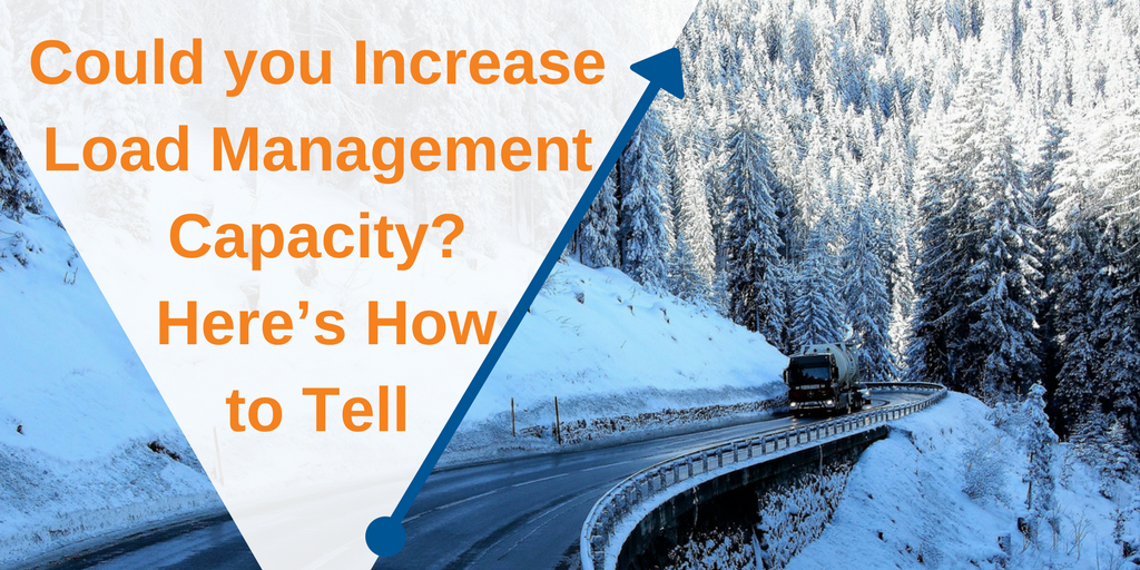 Could you Increase Load Management Capacity Here's How to Tell