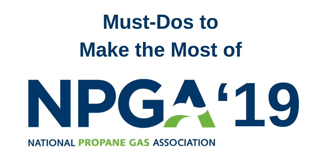 Must Do's to Make the Most of NPGA 19