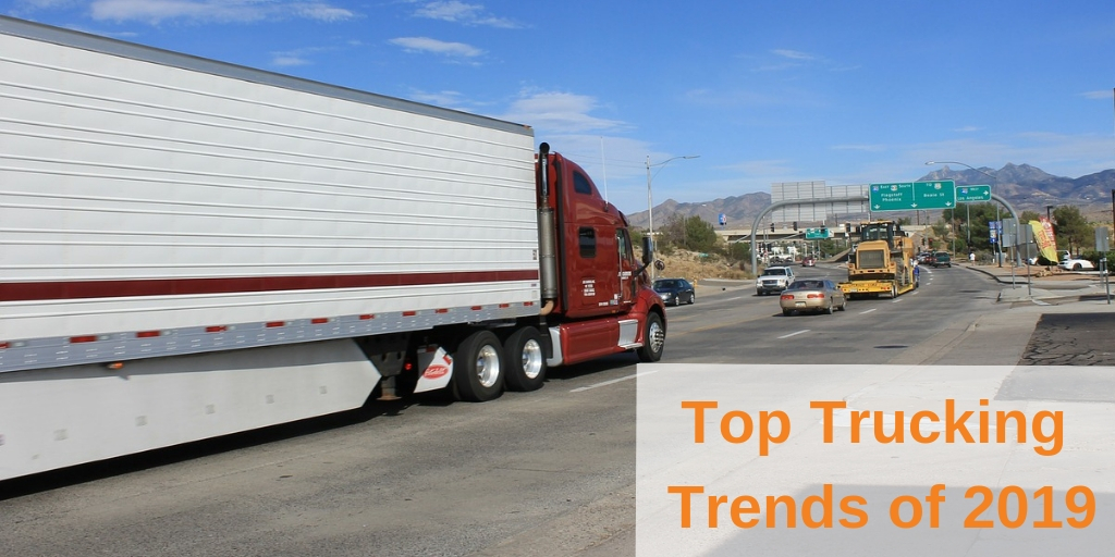 Top Trucking Trends of 2019