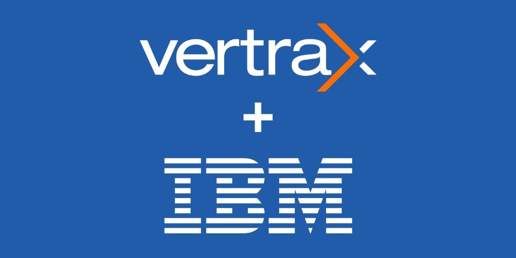 Announcing Vertrax Partnership with IBM