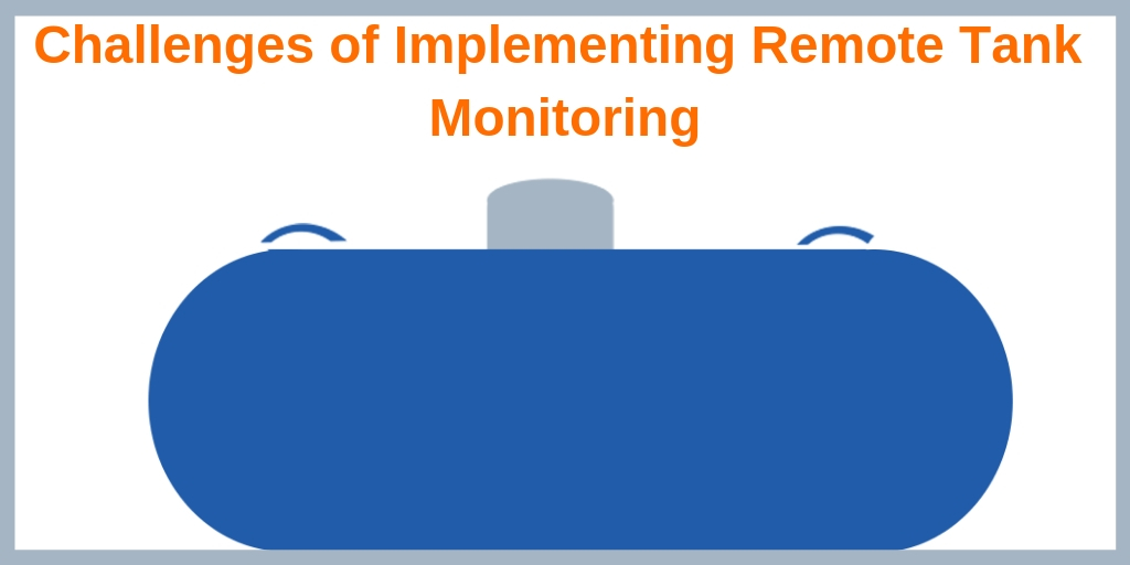 Challenges of Implementing Remote Tank Monitoring - border