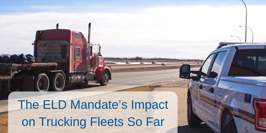 Impact of ELD Mandate