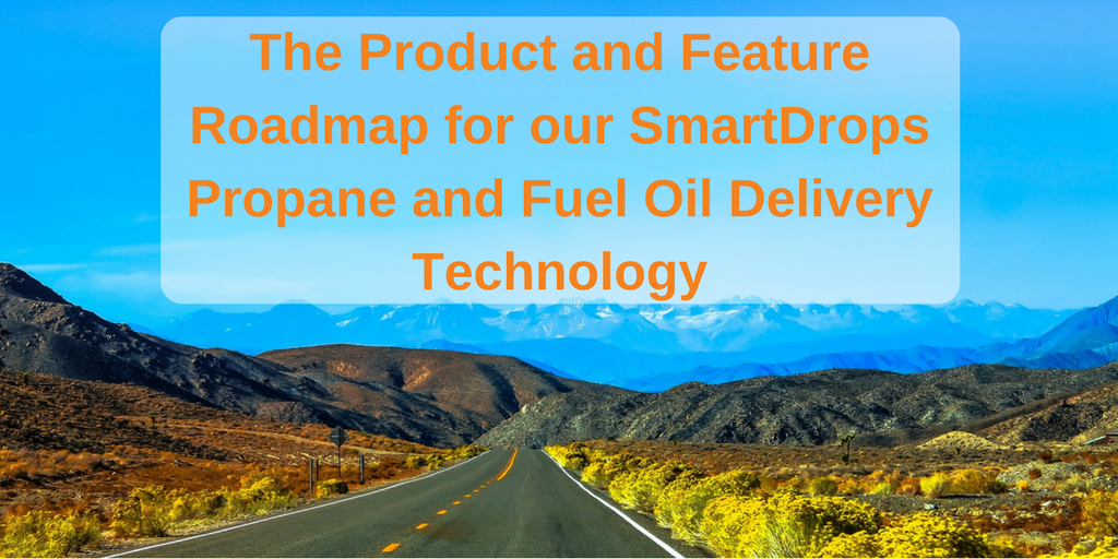 Product feature roadmap banner