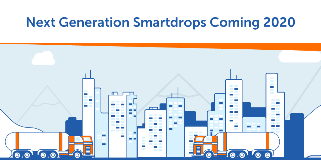 Next Generation Smartdrops Coming 2020