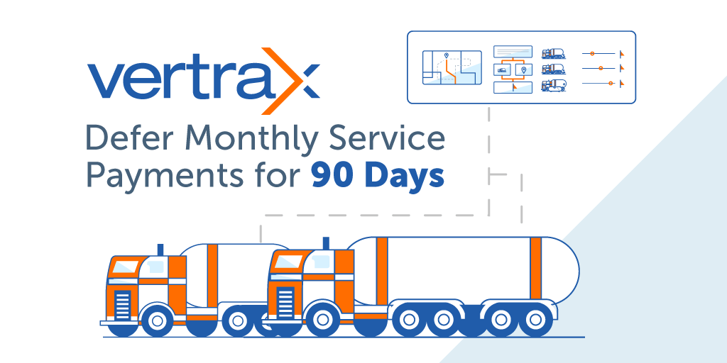 Defer Monthly Service Payments for 90 Days